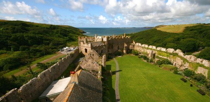 Top 3 Castles in Pembrokeshire